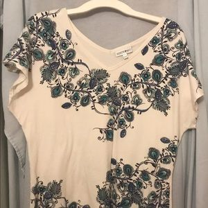 Women's Fashion Bug SS Top-Size XL